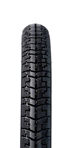 Dutch Perfect No Flat Fahrrad Reifen, Unisex, No Flat, schwarz