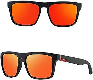 SSJIA Gafas de conducción Gafas de conducción de visión Nocturna para Hombres Gafas de..