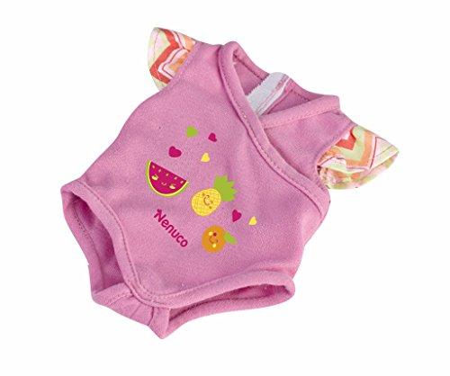 Nenuco–Body con Disegno di Frutitas, Colore: Rosa, Famosa 700013433
