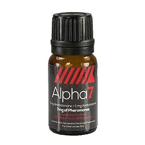 Chikara + Alpha 7 Unscented - Pheromone Combo For Men To Attract Women