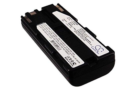 CS-BP608 Baterie 800mAh compatibel met [CANON] C2, DM-MV1, DM-MV10, E1, E2, E30, ES-4000, ES-8100V Hi8, ES300V, ES4000, ES410V, ES420V, ES50, ES5000, ES520A, ES55, ES60, ES6000, ES65, ES6500V, ES7000