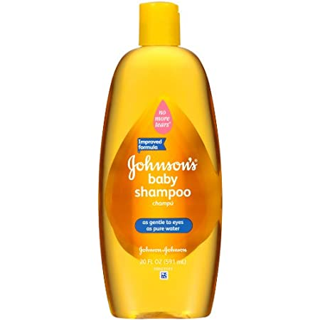 Johnson's Baby Shampoo, 20 Ounce (Pack of 2)