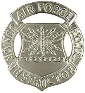 VANGUARD AIR Force ROTC Badge Instructor Mirror Finish