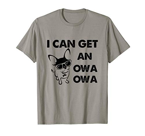 Dog owa owa I can Get an Owa Owa Women Young Kid T Shirt