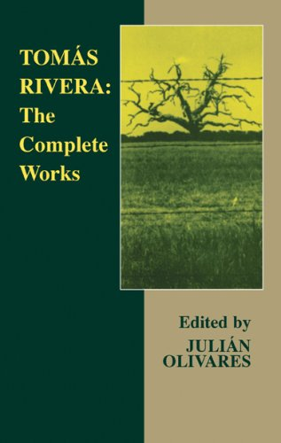 Tomas Rivera: The Complete Works