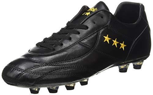Pantofola D'oro Epoca, Scarpe da Calcio Uomo, Nero, 43 EU