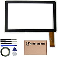 Atabletparts Replacement Touch Screen Digitizer for Tagital T7X 7 inch Tablet