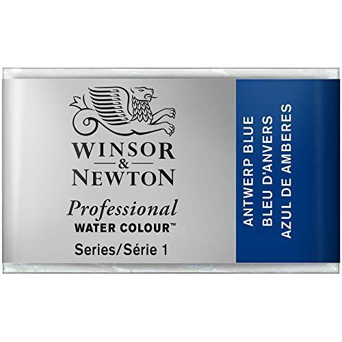 Winsor & Newton Artists - Acuarela (Godet Completo), Color Azul de Amberes
