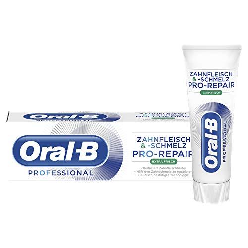 Oral-B Professional Zahnfleisch und -schmelz Pro-Repair Extra Frisch Zahnpasta (6 x 75 ml)