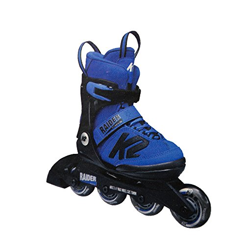 K2 Kid's Raider - Blue/Black - 1-5