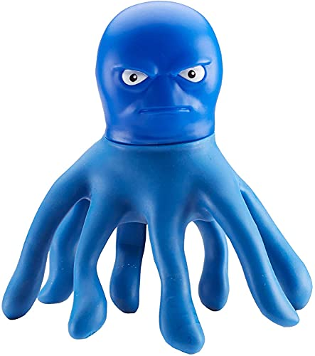 Stretch Armstrong Mini Stretch Octopus Blue