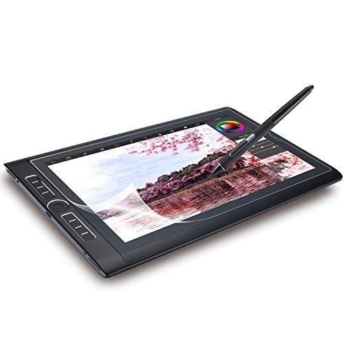 Find Bargain ELECOM Paper Feel Screen Protector Compatible with Wacom MobileStudio Pro 16, Anti-Fing...