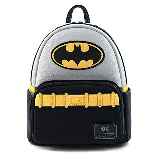 Loungefly DC Comics: Vintage Batman Cosplay Mini Backpack