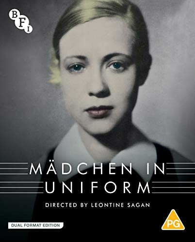 Mädchen in Uniform (Dual Format Edition) [Blu-ray]