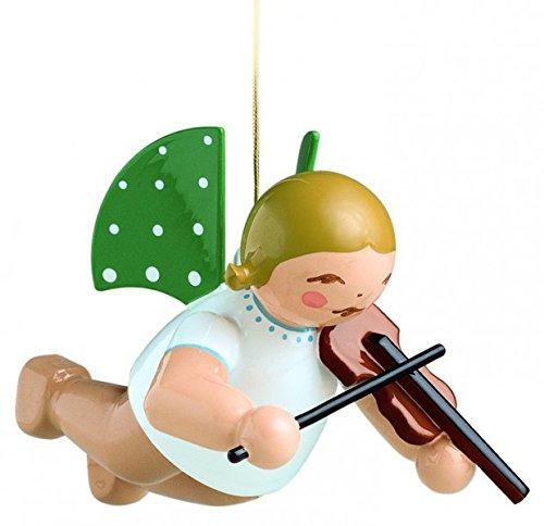 Wendt und Kühn Engel mit Geige schwebend