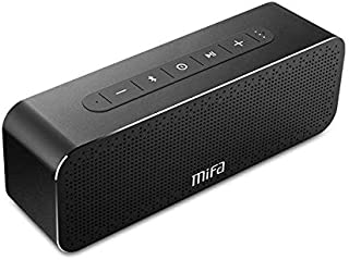 مكبر صوت بلوتوث MIFA A20 معدني محمول سوبر باس 3D صوت رقمي مكبر صوت يدوي وميكروفون TWS