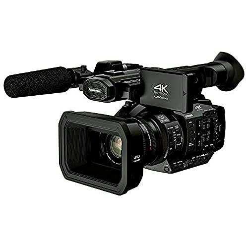 PANASONIC Videocamera Professionale AG-UX180 9.36 MP 4K Nera