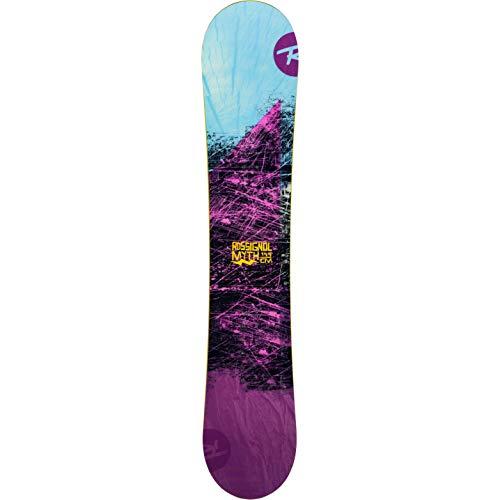 Rossignol Myth (REIWC22) Tabla Snowboard, Mujeres, Azul/Rojo, 139 cm
