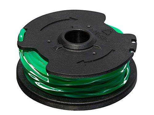 WORX WA0200 Rasentrimmer Faden für alle 40V WORX Rasentrimmer - strapazierfähige Ersatzfaden Spule mit 6m Länge und Ø 2mm