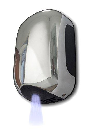 Asciugamani a Cellula Smart Jet Colore Cromato