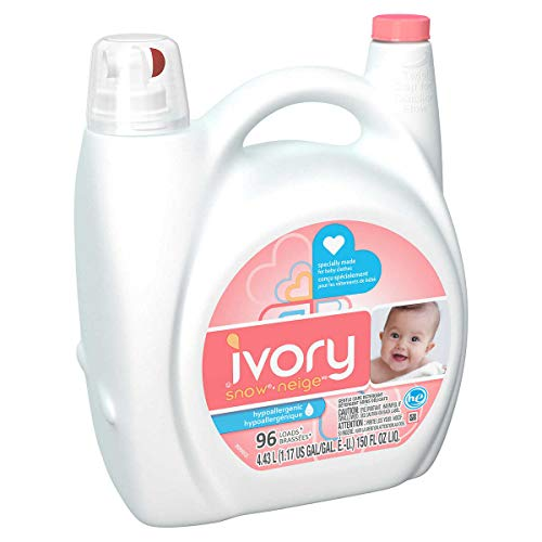 Ivory Snow High Efficiency Hypoalle…