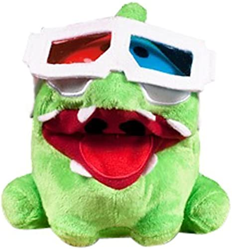 Cut The Rope 5 Poseable Plush, Glasses by Cut The Rope