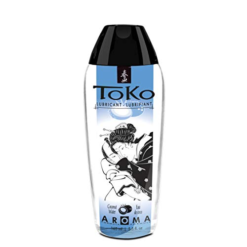 Shunga Toko Lubricante Coconut Water - 165 ml