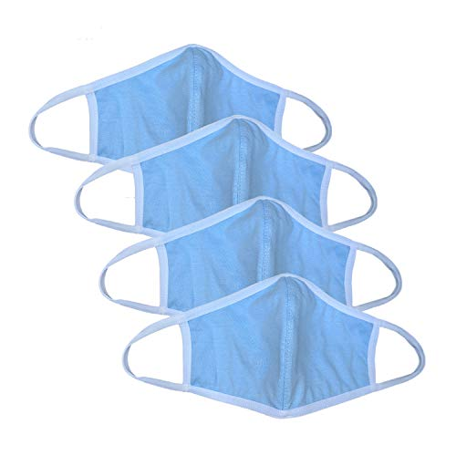 Comfort Cloth Face Mask - Washable (4 pack)