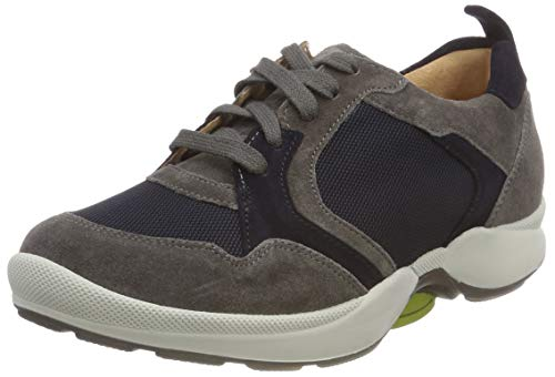 Ganter Damen AKTIV HALI-H Walkingschuhe, Grau Graphit Navy 63310, 41.5 EU