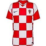 Nike Croatia - Camiseta de Croacia (talla XXL), color blanco y rojo