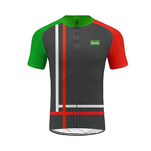 Uglyfrog Magliette Uomo Ciclismo MTB Corridore Mountain Bike Cyclng Jersey Manica Corta Camicia Top Abbigliamento Ciclismo Estate Style HIZD22