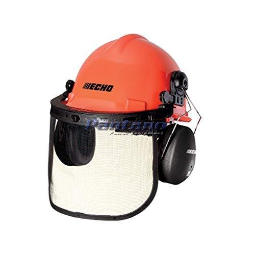 Echo OEM Chainsaw Safety Head Ear Protection Helmet 99988801500