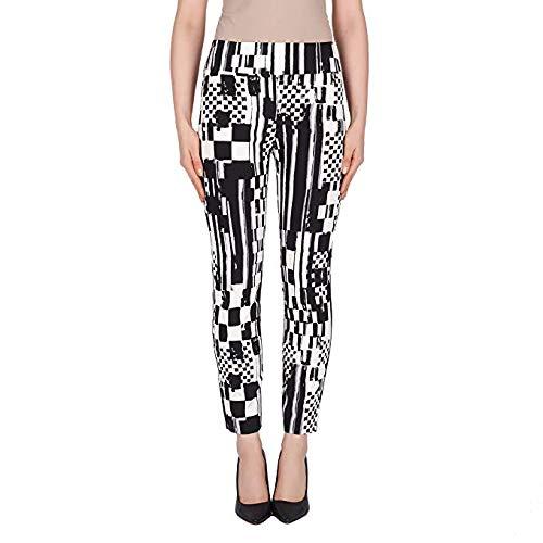 Joseph Ribkoff Black & White Pants Style - 191666 Spring Summer 2019 (14)