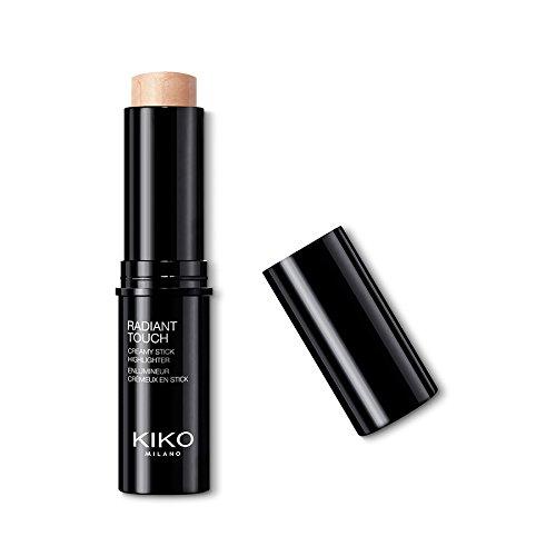 KIKO Milano Radiant Touch Creamy Stick Highlighter - Aufheller-Stick: Cremige Textur mit strahlendem Finish