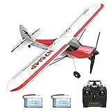 VOLANTEXRC RC Airplane 2.4Ghz 4-CH with Aileron Sport Cub 500 Parkflyer Remote Control Plane RTF...