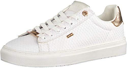 Mexx Sneaker Low Crista Weiss Damen - 37 EU
