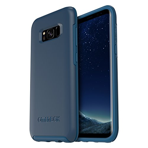 OtterBox Symmetry sturzsichere Schutzhülle für Samsung Galaxy S8+ Limited Edition Bespoke WAY, blau