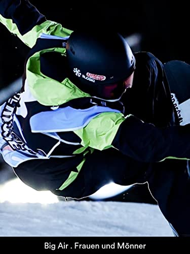 Snowboard: Weltcup in Chur ()
