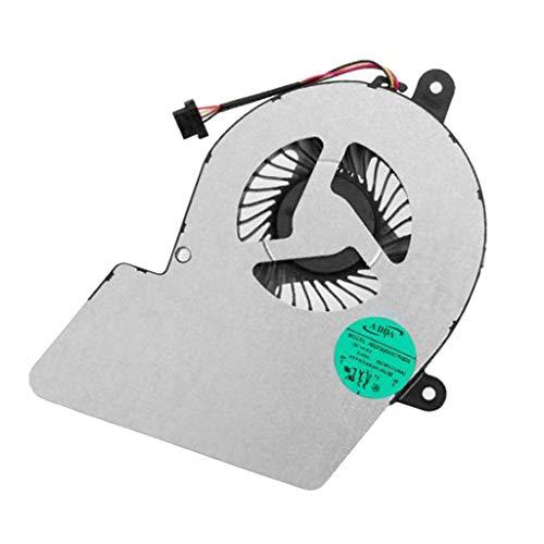 IPOTCH Nuevo Ventilador de Enfriamiento de CPU para Computadora Portátil para Computadora Portátil Toshiba Satellite U900 U940
