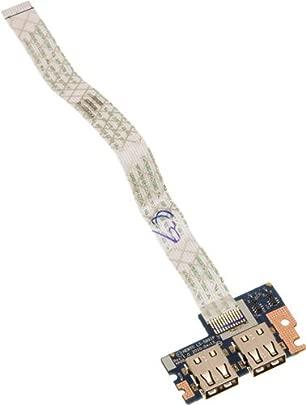 Original Packard Bell USB Board mit Kabel EasyNote TK85 Serie
