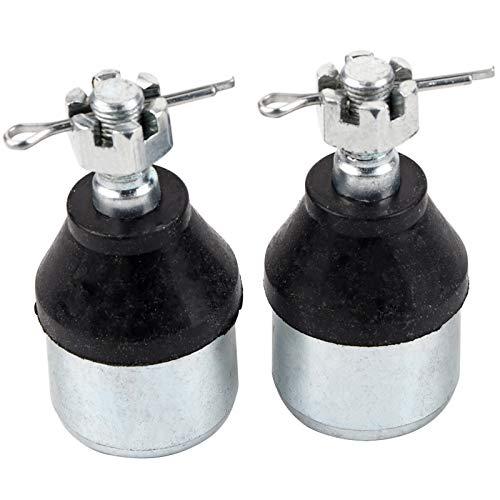 ROSEBEAR 2 Piezas de Rótulas de Coche con Accesorio de Repuesto de Enchufe Adecuado para P-Olaris S-Portsman 500400450335