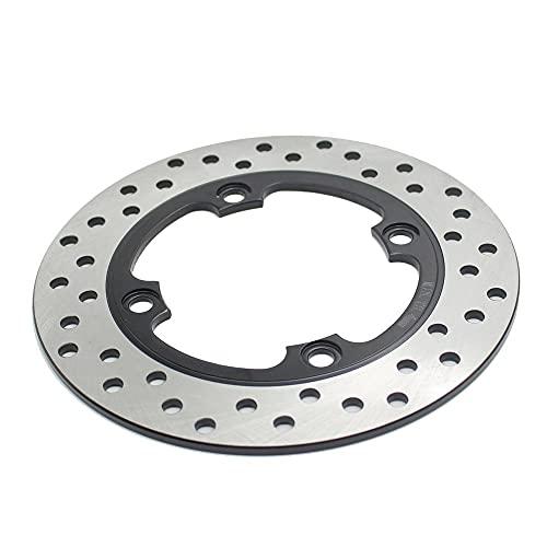 Rotor de disco de freno trasero de motocicleta Rotor de freno de freno trasero de la motocicleta compatible con Honda CBR600 F3 F4 F 4i CBR600RR CBR900RR CBR1000RR FireBlade Daytona 650 NSS250 Forza M
