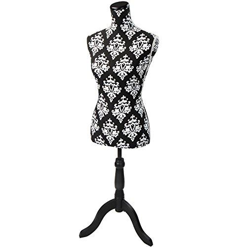 Jago Mannequin buste de couture sur trépied - femme - taille 36/38