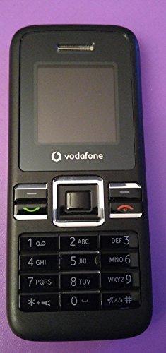 Vodafone 236, Black, GSM dual Band, Vodafone Locked! mit ladekabel + akku neu
