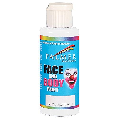 Palmer Face Paint 2 oz. white