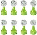 LDYQ Annaffiatoi Top d'irrigazione per Bottiglie di plastica 8 Pezzi, Testa Sprinkler per annaffiatoio Watering Bottle Top Strumento di irrigazione Domestica per Le Piante in Vaso