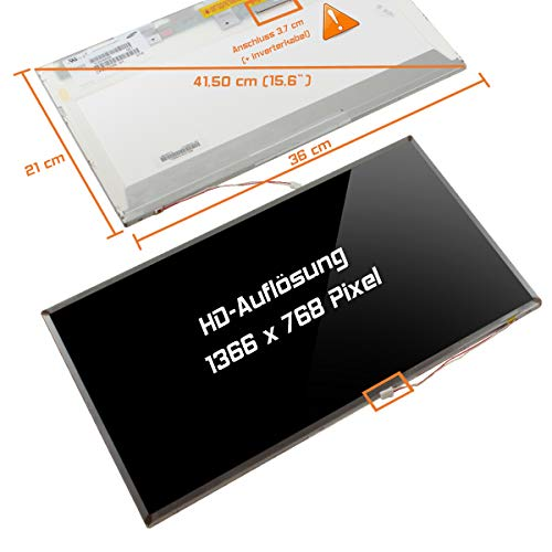 LCD Display (glossy) 15,6