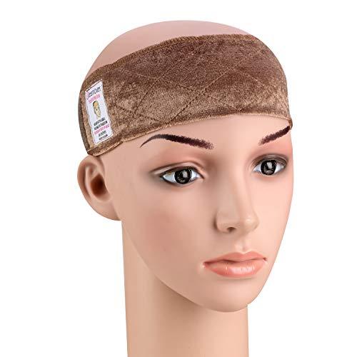 Dreamlover Wig Grip Headband, Brown