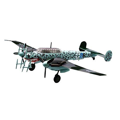 ウイングキットコレクション VS8 02D メッサーシュミット Bf110G-4 ドイツ空軍 第3夜間戦闘航空団 第8中隊 エフトイズコンフェクト 1/144