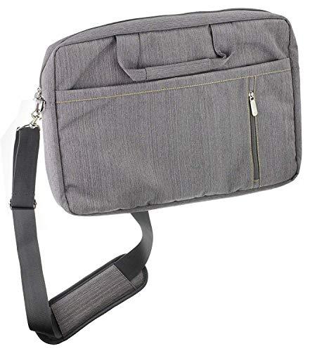 Preisvergleich Produktbild Navitech Grau Grafiktablett Tasche / Fall Kompatibel Mit Dem Grandbeing 12Inch LCD Writing Board Drawing Art Tablet